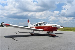 1973 Piper PA28-180 Challenger