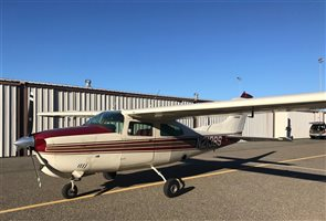 1976 Cessna Turbo 210L