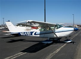 1964 Cessna 182 Skylane