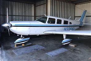 1975 Piper Cherokee 6 300