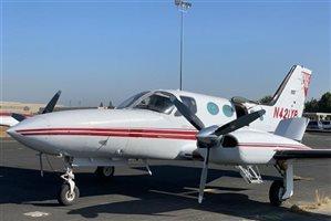 1974 Cessna 421 B