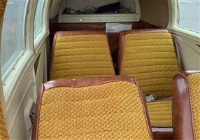 1967 Mooney M20 series F
