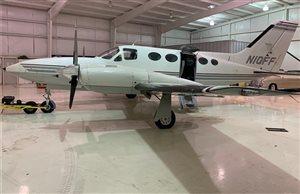 1976 Cessna 421 C
