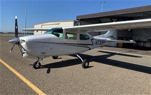 1977 Cessna T210 Aircraft