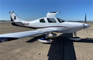 2012 Lancair ES Turbo