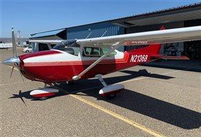 1973 Cessna 182p Skylane