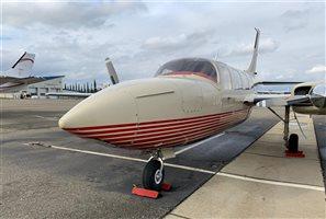 1979 Aerostar 601P Aircraft