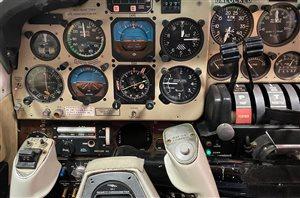 1979 Beechcraft Baron 58TC Aircraft