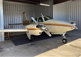 1964 Beechcraft D95A TRAVEL AIR