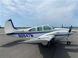 1963 Beechcraft D95A Travel Air