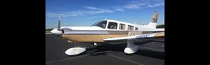 1978 Piper Cherokee 6 260