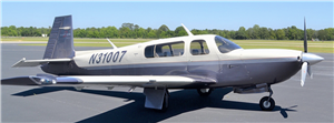 2001 Mooney M20 series