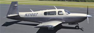 2001 Mooney M20 series