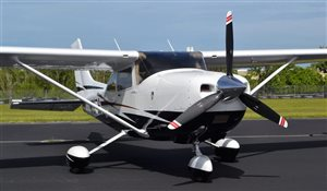 2011 Cessna 182 T Turbo