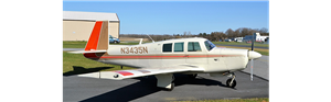 1968 Mooney M20F Executive
