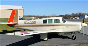 1968 Mooney M20 series F Executive