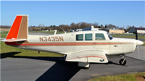 1968 Mooney M20 series F Executive