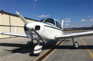 1968 Piper Cherokee 140 Aircraft