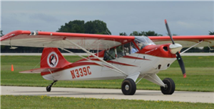 2000 Aviat Husky A-1B Aircraft