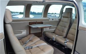 1981 Beechcraft Bonanza A36 Aircraft