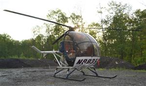 1963 Hughes 269A