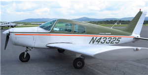 1974 Piper Cherokee 140 Cruiser