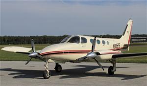1976 Cessna 340 A