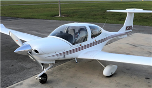2002 Diamond DA40 Star Aircraft