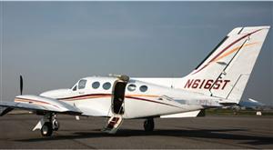 1981 Cessna 414A Chancellor Aircraft