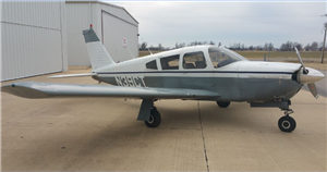 1968 Piper Arrow Aircraft