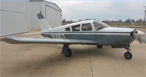 1968 Piper Arrow Aircraft