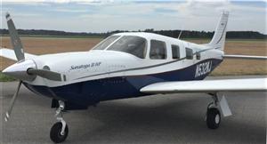 2001 Piper Saratoga II HP Aircraft