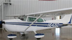1975 Cessna 172M Aircraft