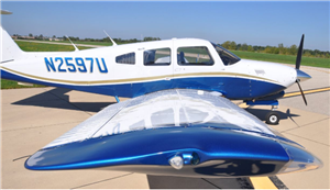 1979 Piper Arrow IV Turbo