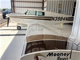 1968 Mooney M20 series C