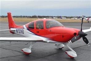 2020 Cirrus SR22 T Aircraft