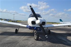 1969 Piper Cherokee 140 Aircraft
