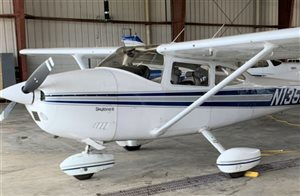 1975 Cessna 182p Skylane