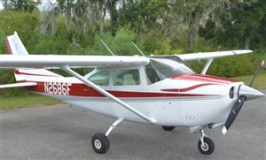 1965 Cessna 182 J