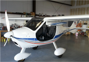 2006 Flight Design CTSW Aircraft
