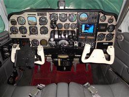 1966 Beechcraft Baron 55C