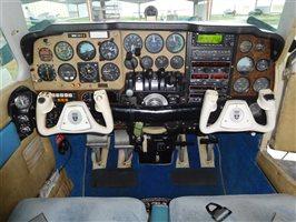 1972 Beechcraft Baron 55 B