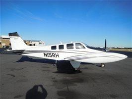 2010 Beechcraft Bonanza G36