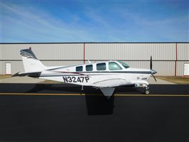 1999 Beechcraft Bonanza B36TC