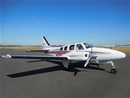 2005 Beechcraft Baron 58 Aircraft