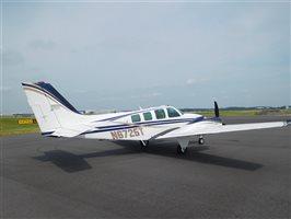 1984 Beechcraft Baron 58 Aircraft