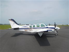 1984 Beechcraft Baron 58 Aircraft