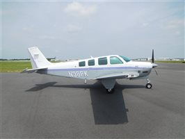 1987 Beechcraft Bonanza B36TC Aircraft