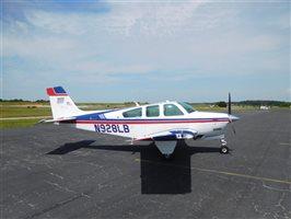 1987 Beechcraft Bonanza F33 A
