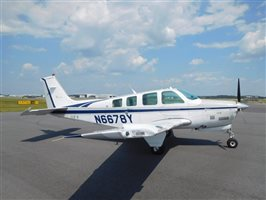 1983 Beechcraft Bonanza B36TC Aircraft